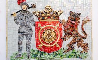 Wapenschilden Schagen, Den Helder en Hollandse Kroon