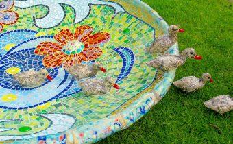 Community art Naarderheem Marianne den Hartog