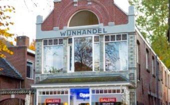 Werk Marianne den Hartog bij Galerie De Lind XII Oisterwijk