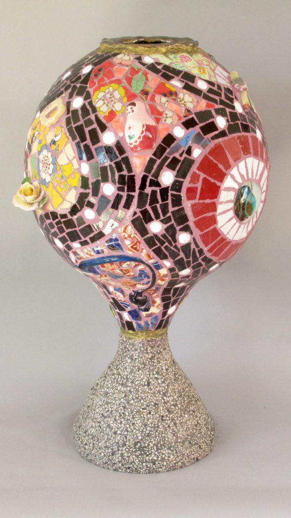Vaas Marianne den Hartog - Bloemenbol
