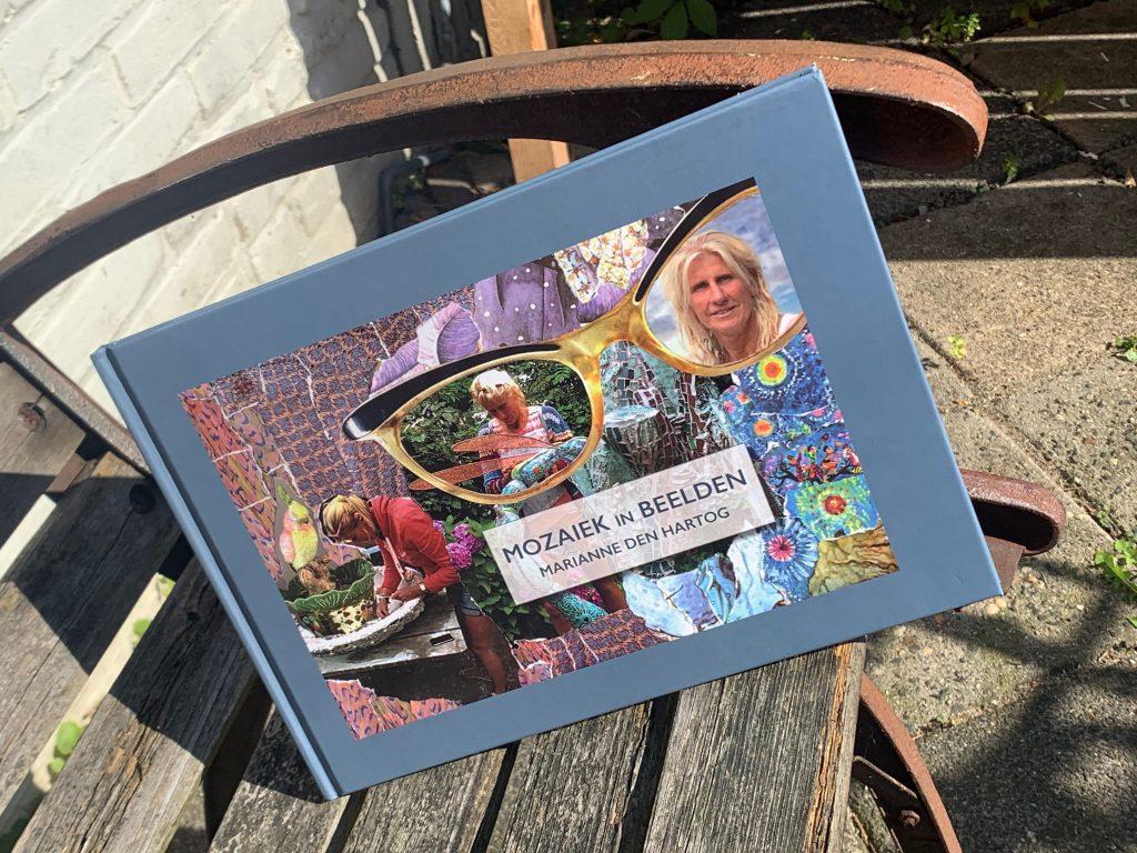 Mijn boek Mozaiek in beelden is uit!