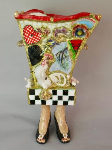 Vaas Marianne den Hartog - Peep Toes